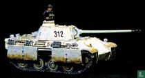 Winter Panther Ausf G w commander