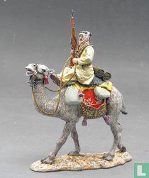 VVF Arab Camel Corp Rider on Guard Mounted