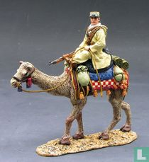 Vichy French Camel Corps Sergeant Mounted