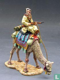 VF Arab Camel Corp Rider on Drinking Camel Mounted