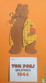 Tom Poes kalender 1944