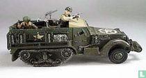 M3 Halftruck with 2 GI's