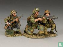 Laying the MG42 Gun Set