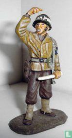 U.s. Military Policeman