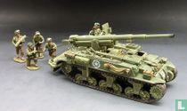 M12 155mm Gun Motor Carriage