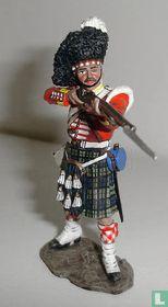 Highlander Standing Firing