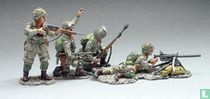 Covering Fire 4 x 101st Paratroopers