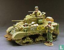 US Light Tank Set