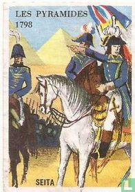 Les Pyramides - 1798