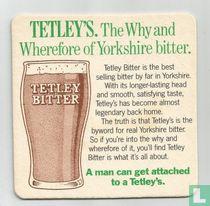 Tetley's bitter