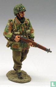 Walking Rifleman