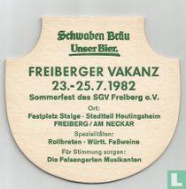 Freiberger vakanz (Unser bier)