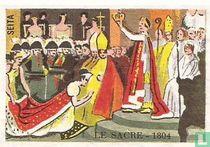 Le sacre 1804
