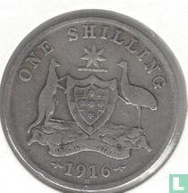 Australien 1 Shilling 1916