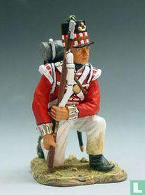 British Kneeling Ready