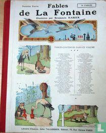 Fables de La Fontaine -Première Partie