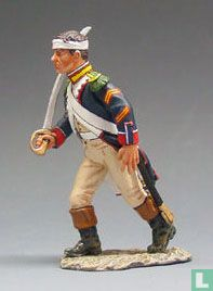 French Wounded Officer