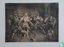 Dood van Henrij de Guijse.