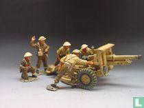 25lb Gun and Crew