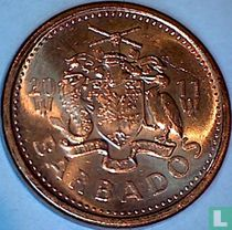 Barbados 1 cent 2011