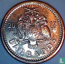 Barbados 1 cent 2012