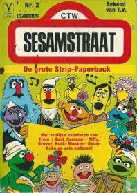 Sesamstraat - De grote strip-paperback 2