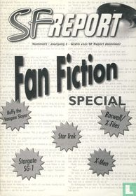 SF Report - Fan Fiction Special 2