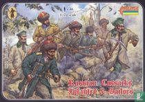 Russian Cossacks Infantry & Sailors