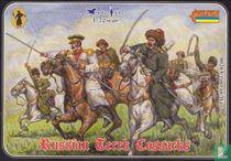 Russian Terek Cossacks