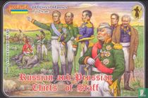 Russian and Prussian Chiefs of Staff