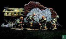 A Four Man Ambush Set