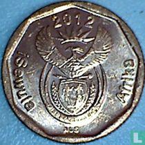 Zuid-Afrika 10 cents 2012