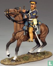 Mounted Dragoon with Pistol