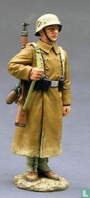 German  AK soldaat
