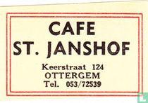 Cafe St. Janshof