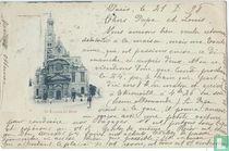 St Etienne du Mont