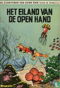 Het eiland van de open hand
