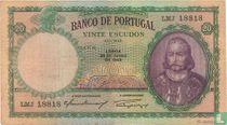 20 escudos S. António - 1949