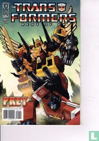 Transformer Best of Uk: Prey 1