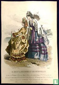 Deux femmes à la mer (1849-1853) - 1046B