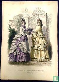 Deux femmes au jardin (1849-1853) - 966B