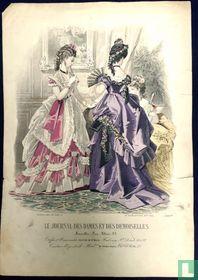 Trois dames au salon (1849-1853) - 1069B