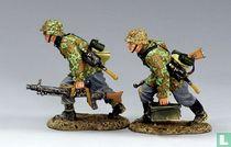 Machine Gun Team Forward