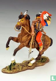 Mounted Warrior w/Lance