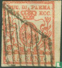 Parma - Lily im Schild