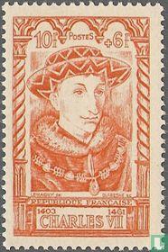 Koning Karel VII