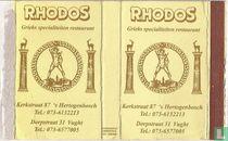 Rhodos - Grieks Specialiteiten Restaurant