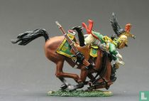 Dragoon on a Collapsing Horse