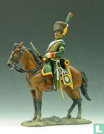 A Mounted Chasseur a Cheval