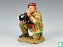 Movie Cameraman Sergeant Dennis Smith